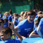 Zamiast wawelskiego smoka SportGeneracja z Waterrr Run